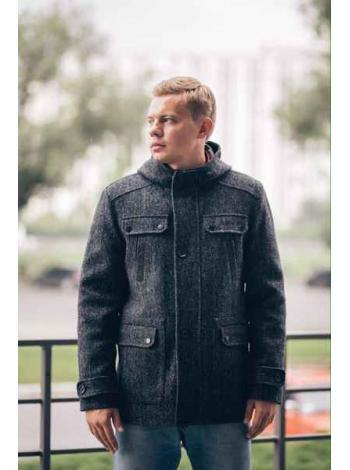 Пальто мужское Declan