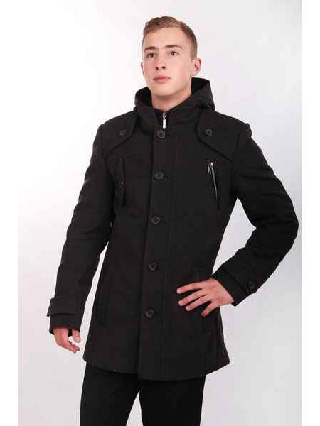 Пальто мужское Carlos