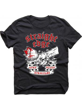 Футболка Strike! - StraightEdge