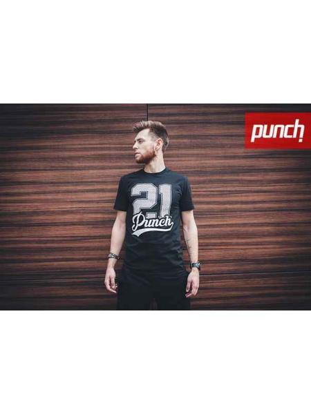 Футболка Punch - Black Jack, Black