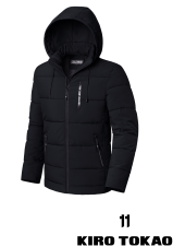 Мужская зимняя куртка Scott