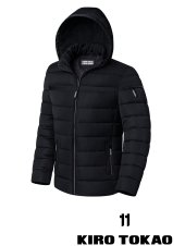Мужская зимняя куртка Morris
