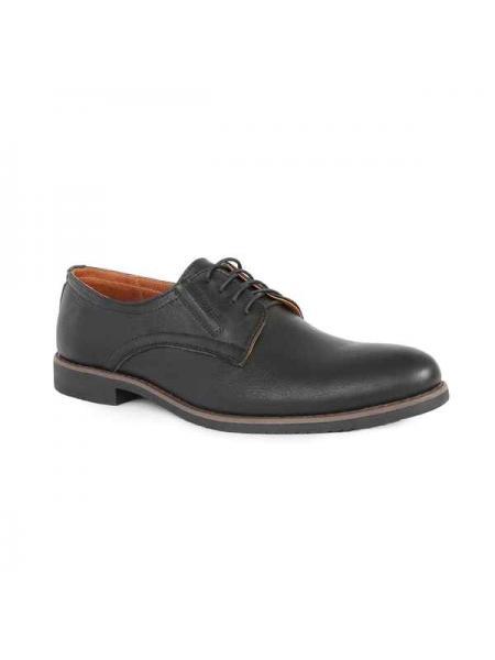 Кожаные туфли Flach