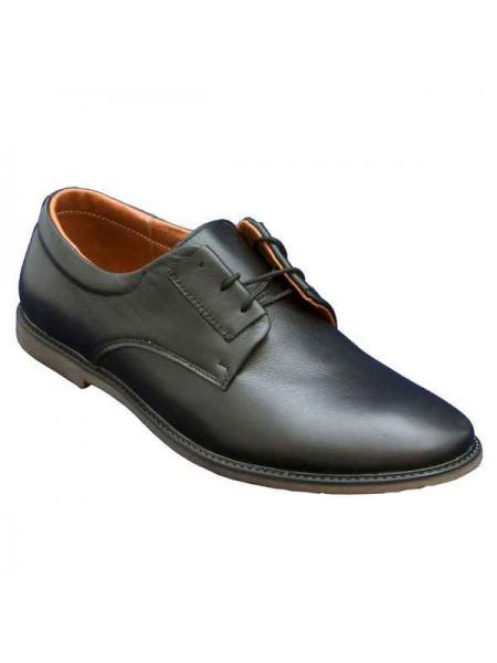 Кожаные туфли Fix