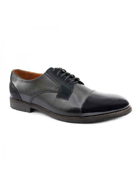 Кожаные туфли Karl