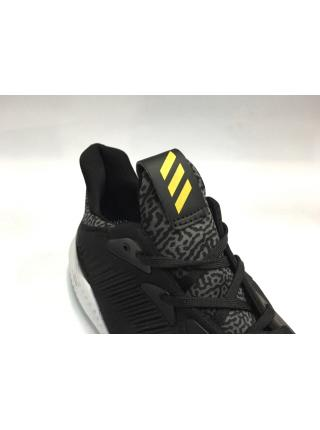 Adidas Alphabounce black white