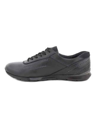 Кожаные кроссовки Blaubart