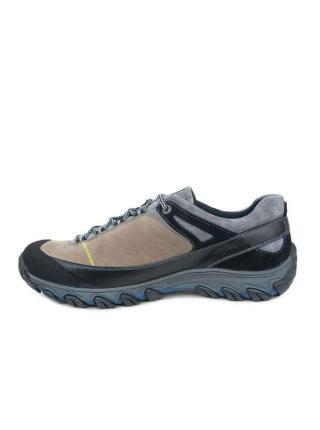 Кожаные кроссовки Baldur