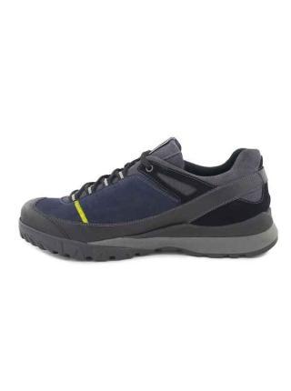 Кожаные кроссовки Djunker