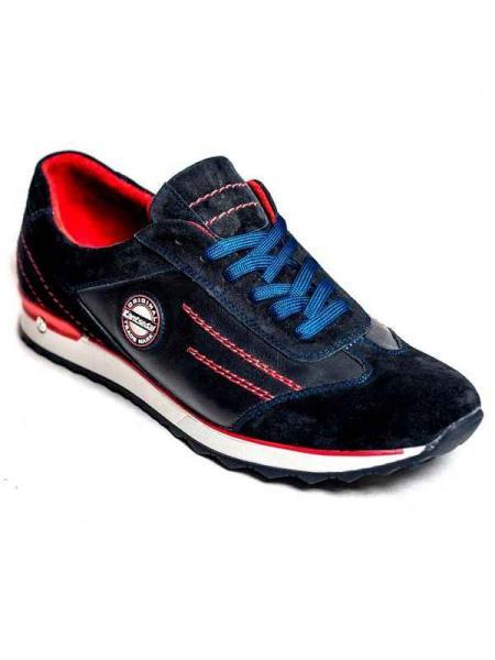 Кожаные кроссовки Reginald