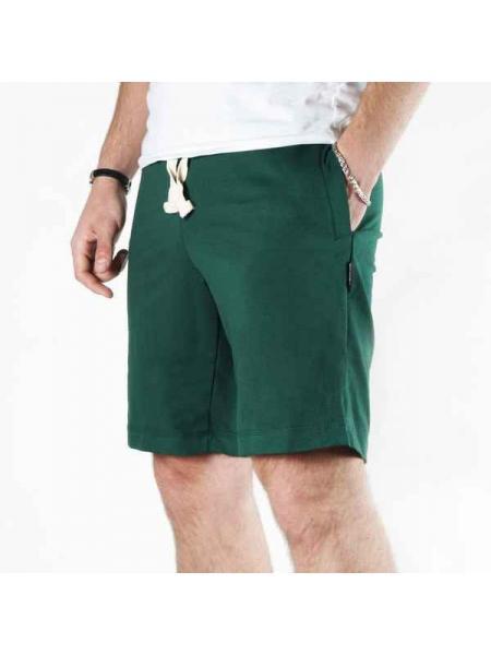 Toby (green) shorts
