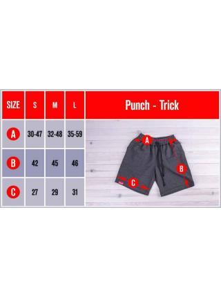 Шорты Punch - Trick, Grey