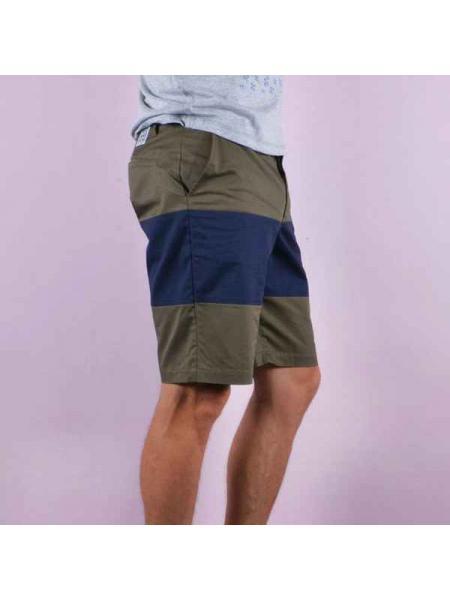 Gulfstream (khaki/navy) shorts