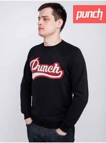 Свитшот Punch - Pitcher, Spring, Black