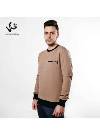 Sweatshirt Corn - Beige