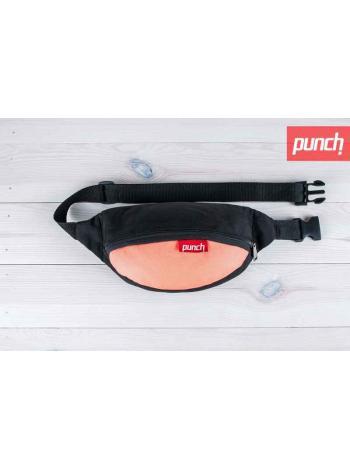 Поясная сумка Punch - Black Peach