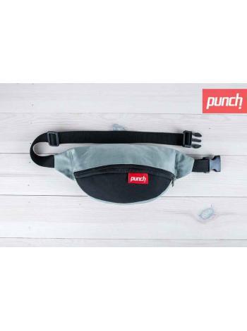 Поясная сумка Punch - Grey/Black