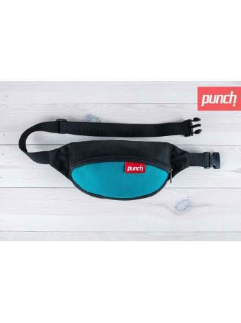 Поясная сумка Punch - Black Green