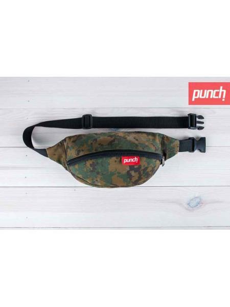 Waist bag Punch - Swamp Camo