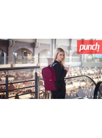 Рюкзак Punch - Crypt, Burgundy