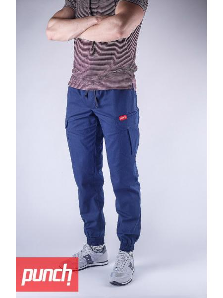 Cargo Rush Punch navy trousers