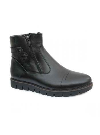 Кожаные ботинки Queck