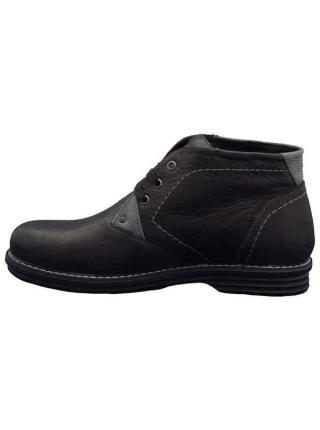 Кожаные ботинки Quax