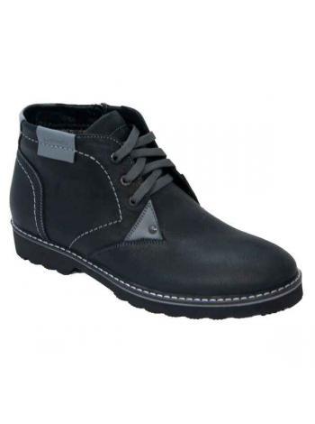 Кожаные ботинки Fabio