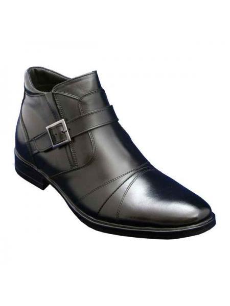 Кожаные ботинки Ixi