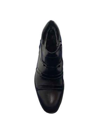 Кожаные ботинки Hexe