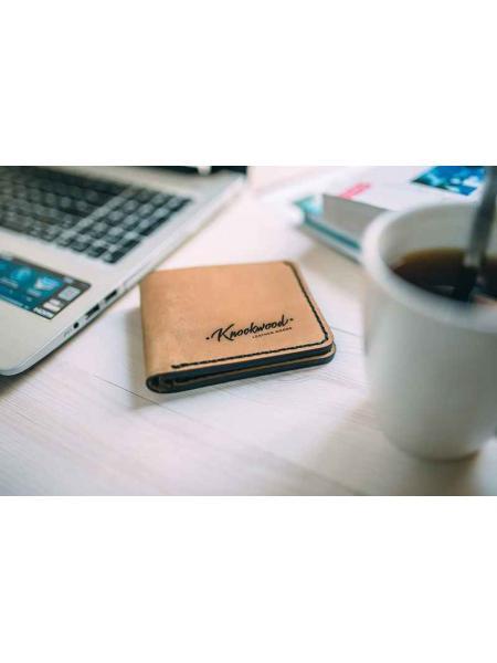 Knockwood - Edmund (brown) purse