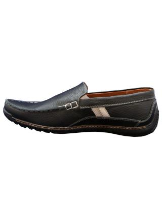 Zac leather loafers