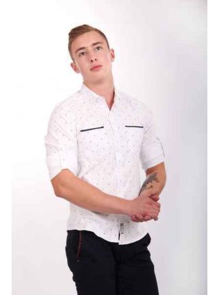 Рубашка Nils (белый)