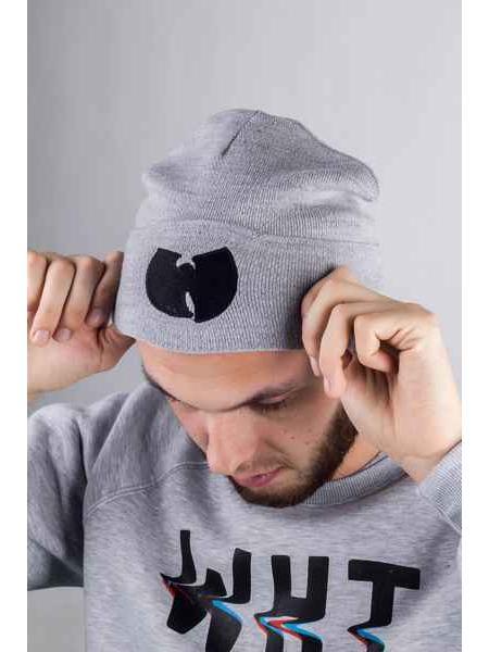 Шапка Taksa - Wu-Tang, grey