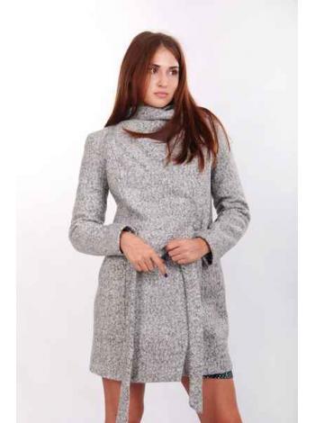 Пальто Ессения (меланж)