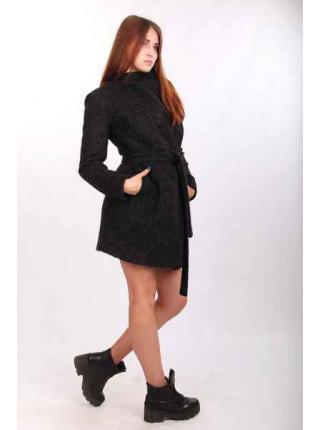 Пальто Ессения (черный)