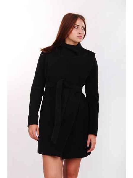 Пальто Инес (черный)