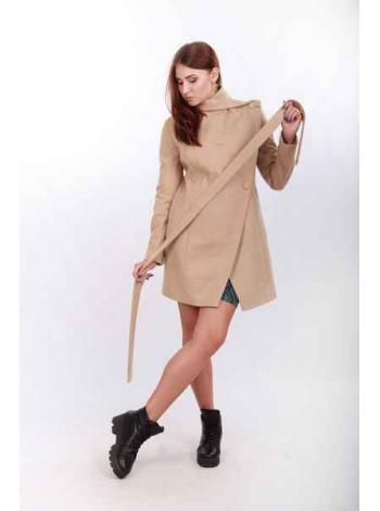 Пальто Инес (кремовый)