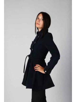 Пальто Лори (темно-синий)