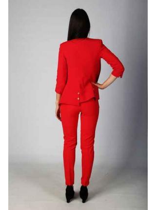 Пиджак Арчи (красный)