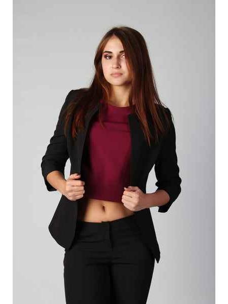 Archie (Black) jacket