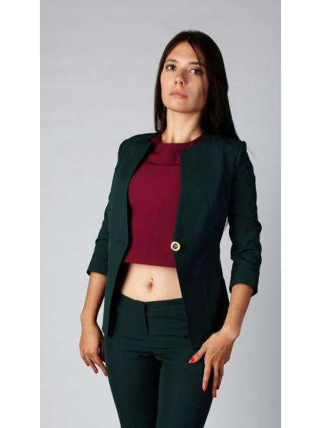 Пиджак Арчи (темно-зеленый)