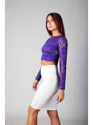 Felina (purple) top
