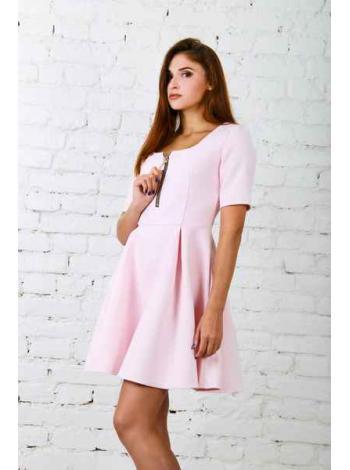 Платье Саншайн (розовый)