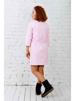 Paulette (pink) dress