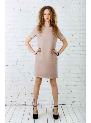 Платье Роксана (бежевый)