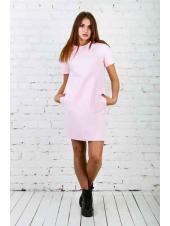 Платье Роксана (розовый)
