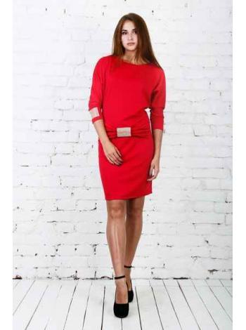 Платье Белинда (красный)