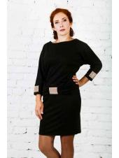 Платье Белинда (черный)