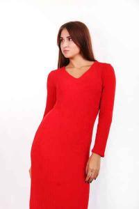 Roberta (red) dress